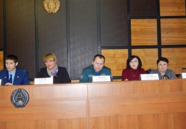 Выездное заседание СОПОП №58